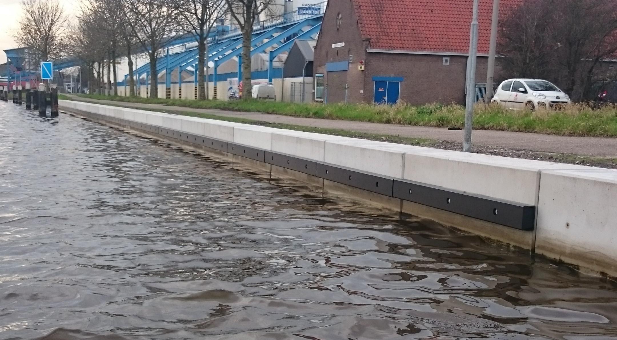 Hafen- Wasserbau Fender Rammschutz